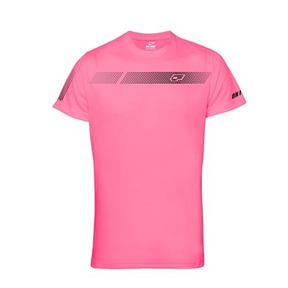 Immagine di T-shirt bambina Lightning pink - Black