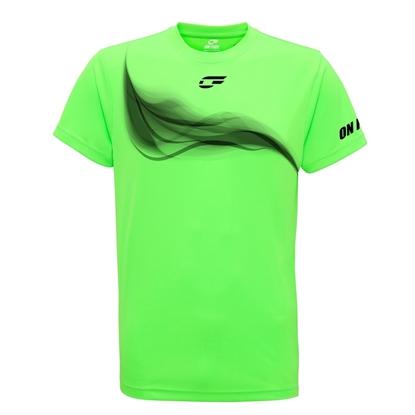 Immagine di T-shirt Verde Fluo Flame 2.0