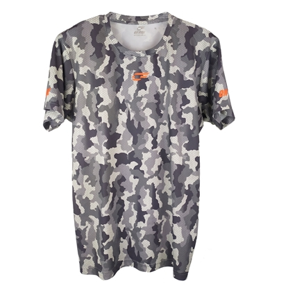 Immagine di T-shirt Mimetic Grey